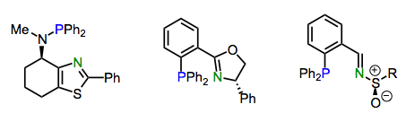 P,N ligands for organometallic chemistry.